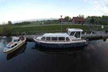 Czarter River Cruiser 39