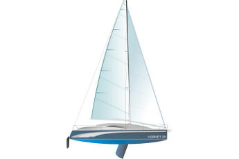 Czarter Hornet 29 - Moondancer