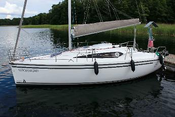 Czarter Aquatic 25T - Morrigan