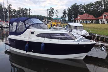 Czarter Hausboat AM 780