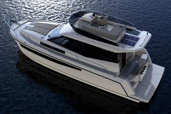 Czarter Platinum 989 Flybridge