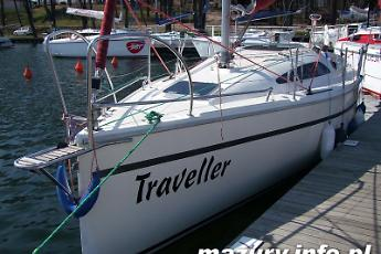 Czarter Twister 830 - Traveller