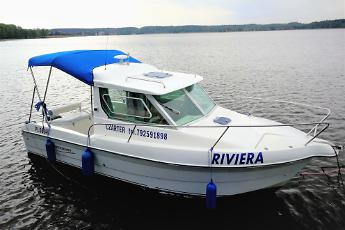 Czarter houseboatu Quicksilver 635